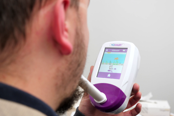 Apply for your NObreath FeNO breath monitor today and optimise patient asthma care
